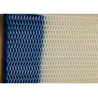 High Strength 100% Polyester Mesh Screen For Food Conveyor Belt Manufactures