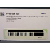 China Microsoft office Home and Student 2019 Product Key Codes for 1 PC Windows Mac on sale