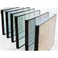 ISO9001 60mm thickness low e double glazed insulated window glassc for home Manufactures