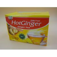 China Ginger Tea with Honey Instant Drink Powder Particle Calorie Free 10 G * 20 Pcs on sale