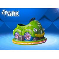 China Outdoor Playground Kids Bumper Car With Electrical System / Battery Bumper Cars on sale
