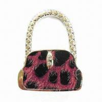 Purse Hook, Suitable for Gifts, Promotional Items and Souvenirs, Customized Logos are Accepted Manufactures