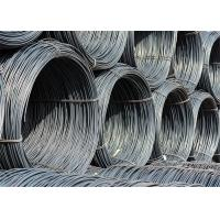 China Galvanized 316l Stainless Steel Wire , Hot Dipped Low Carbon Wire Rod on sale