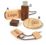 Free Logo Fast OEM Brand Wooden USB Flash Drive / USB 8GB Flash Drive  Manufactures