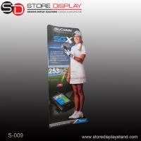 Corrugated paper stand retail display standee Manufactures