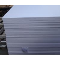 Anti Aging UV Resistant PVC Sheet , Construction Wall Cladding PVC Sheet Manufactures