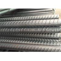 A400 Cutting 6.5mm Deformed Steel Bars Low Carbon Material Custom Size Manufactures