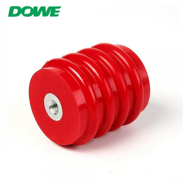China Supplier red round epoxy resin high voltage bus bar