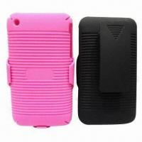 Buy cheap Mobile Phone Case, Suitable for iPhone 3G/3GS, OEM and ODM Services are Provided from wholesalers