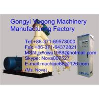 Yugong brand sawdust briquette making machine with high quality Manufactures