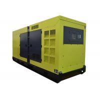 200KW 250KVA Cummins Diesel Generators Power Genset with Water Cooling system Manufactures