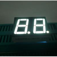 "Ultra White 2-digit 0.56"" Cathode 7 Segment LED Display for home applinces Manufactures"