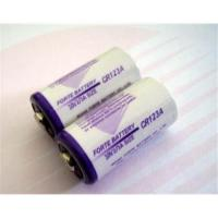 1400mAh,2/3A,CR123A,3.0V lithium battery Manufactures