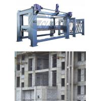 Hydraulic Vertical AAC Block Cutting Machine for AAC Production Line Electric Capacitance 18kw Manufactures