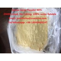 Amino Acids Powder Organic Fertilizer Factory 100% Water Soluble Manufactures