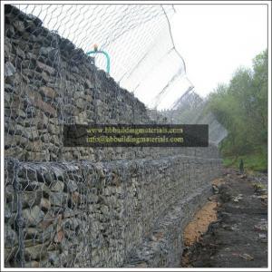 China Supplier export Gabion baskets, Gabiony, Gabione, gabion wall, gabion retaining wall