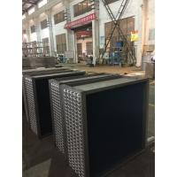 Vertical Cooling Water Heat Exchanger Equipment 10000 - 100000 Cube Meter/H Capacity Manufactures