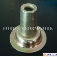 Concrete Walls Formwork Tie Rod System Steel Cone Removable Cover 75mm Size Manufactures