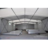 Waterproof clear span outdoor exhibition tents with aluminum and PVC material Manufactures