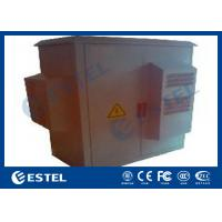 Quality 2 Bays Integrated Base Station Cabinet Outdoor DC Electrical Equipment Rectifier for sale