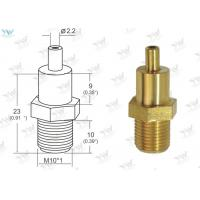 Gold Raw Brass Ceiling Cable Hanging System M 10 Thread Cable Bottom Exit Manufactures