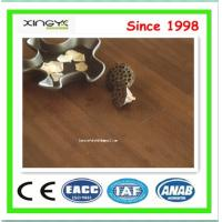 China Dark brown flooring bamboo wood flooring wholesales bambu floorings on sale