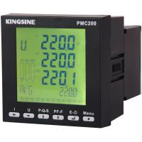 High Performance Multifunctional Power Meter , 90 - 260 VAC PMC200 Manufactures