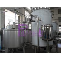 Milk / Juice Instantaneous Sterilizer Ultra High Temperature Sterilization Machine Manufactures