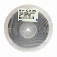 Cap Tant Solid with 10uF, 16V A Case 10% Manufactures