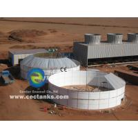 China EPC USR/CSTR Biogas Anaerobic Fermentation Biogas Storage Tank  Waste to Energy Project Plant on sale