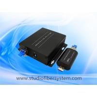 Quality 3.0 USB signal to fiber optic splitter for 1CH USB3.0 distribution to 4CH at 250m away for sale