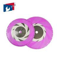 Demolition Diamond Cutting Disc For Concrete 22.23mm / 25.4mm / 32mm Hole Manufactures