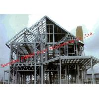 China Modern Steel Structure Light Steel Villa Heat Insulation House Quick Installation on sale