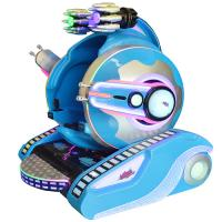 Exciting Driving Robot Commercial Kids Arcade Machine For Fairground