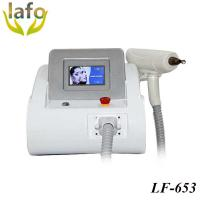 China HOT sale Q switched ND YAG Laser / 532 &1064 &1320nm Yag Laser Tattoo Removal Machine Price / Carbon Laser Peel Machine on sale