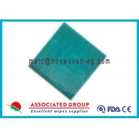 Viscose Rayon Non Woven Cleaning Wipes 100% Rayon Viscose Apertured Surface Preparation Manufactures