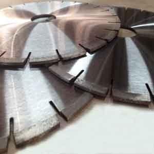 Flat Type Edge Granite Cutting Blade Manufactures