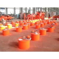 China Round Steel Plate Lifting Magnets , Steel Plate Lifting Device For Thin Plates on sale