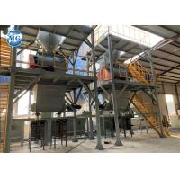 Wall Putty Dry Mortar Mixing Plant Tile Adhesive Mixing Machine Automatic System Manufactures