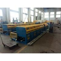 PLC Logic Control High Speed Wire Drawing Machine For Spring Wire LZ9 / 600 Manufactures