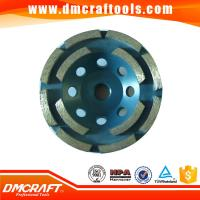Double Row Diamond Grinding Cup Wheel Manufactures