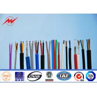 Low Voltage Electrical Wires And Cables 18 Awg Cable CCC Certification 300/450/500/750v Manufactures