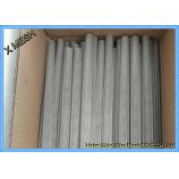 T304 Stainless Steel Metal Wire Mesh Filter Cylinder 7cm Outer Diameter For Oil Filtration Manufactures