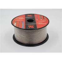 China ISO Tinned Copper Wire 10 Awg Silver Color Pvc Insulated Flexible Cable on sale