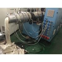 100KW Install Power PVC Pipe Production Line 150 - 250kg/h Production Capacity Manufactures