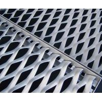 Interior / Exterior Architectural Wire Mesh Screen Panels Wall Facade Cladding Powder Coated for sale