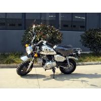 125cc Mini Dirt Bike Motorcycle Motorrad Chrome Edition With 4 Speed Gear Manufactures