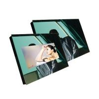 TFT 19 Inch Auto Induction Mirror LCD Display Wall Mount , transparent digital signage Manufactures