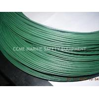 China 6X12+7FC pvc coated wire rope on sale