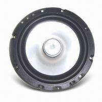 Car Speaker with Neodymium Magnet in Front, Various Sizes are Available Manufactures